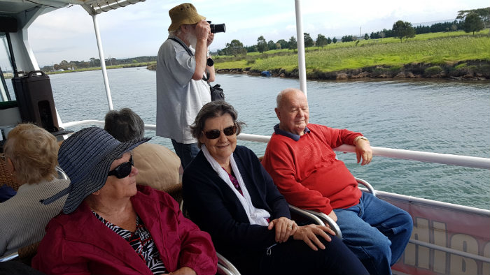 From sightseeing to capturing that perfect photograph, we've got you covered on a Shoalhaven River Cruise