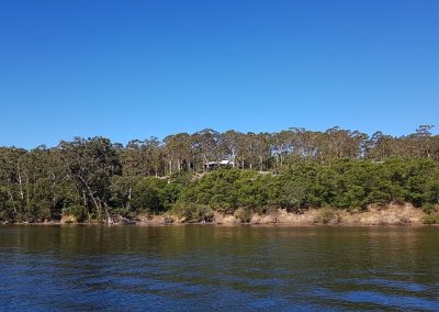 What a great view from onboard the Shoalhaven Explorer for a Shoalhaven River Cruise Sunday Arvo Cruise